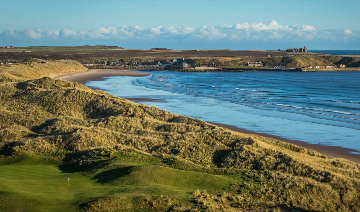 The place to stay in Cruden Bay
